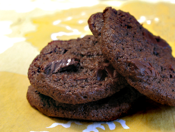 Dorie Greenspan's World Peace Cookies | Allison Eats