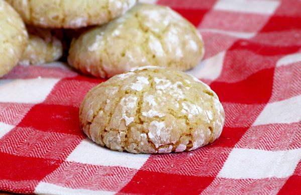 Amaretti Cookies | Allison Eats