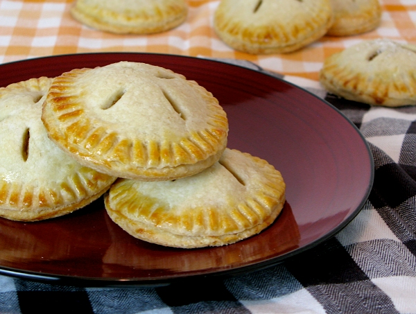 Pumpkin Pasties | Allison Eats
