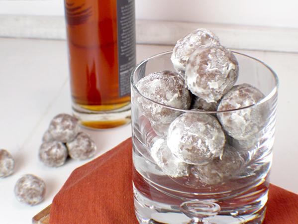 Scotty's Birthday Bourbon Balls | Allison Eats